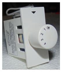 Modular fan regulator for ROMA boards