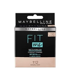 Maybelline Fit Me Compact, Natural Ivory, 8 g