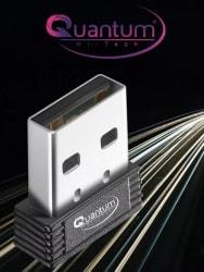 Quantum USB Wi-Fi Dongle (QHM300, Black)