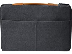 HP Envy Urban 15.6 Inch Sleeve for Laptops and Notebooks with Secure RFID Blocking Pocket (Gray)
