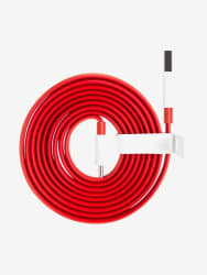OnePlus Wrap Charge Type-C Cable (150cm, Red)