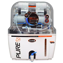 Ruby Economical Ro+ Uv+Tds Controller Multi Stage Water Purifier
