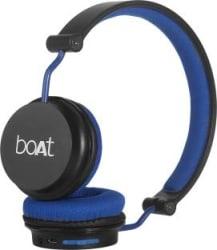 boAt Rockerz 400 Super Extra Bass Bluetooth Headset Blue, Black, Wireless over the head