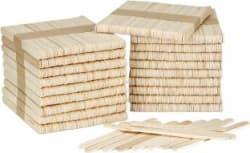 Arman Developrs 500 Pcs Ice Pop Sticks