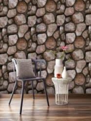 akadeco Decorative Wallpaper(330 cm X 45 cm)