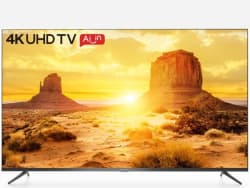 iFFALCON by TCL AI Powered K3A 163.9cm (65 inch) Ultra HD (4K) LED Smart Android TV with Super Narrow Bezzel 65K3A