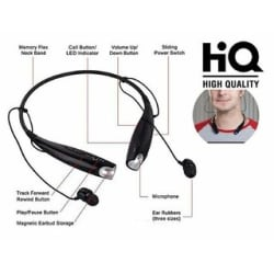 Orenics Neckband Wireless Headset (In the Ear)