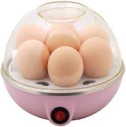 Aastha Electric 7 Egg Boiler Cooker Electric 7 Egg Boiler Cooker Egg Cooker Multicolor, 7 Eggs