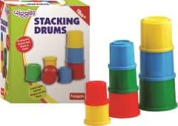 Funskool Stacking Drums Multicolor