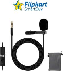 Flipkart SmartBuy Omnidirectional Lavalier Condenser Microphone