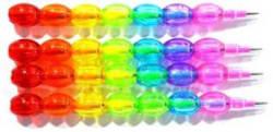 Awadh Toys Moti Pencil Set of 4 Pencil(Multicolor)