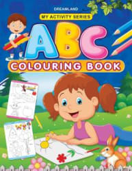 My Activity- ABC Colouring Book English, Paperback, unknown