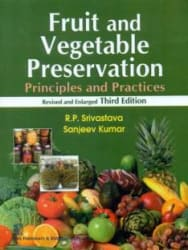 Fruit and Vegetable Preservation English, Paperback, Srivastava R.P.
