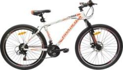 Hercules Roadeo A50 Medium 26 T Mountain/Hardtail Cycle 21 Gear, White
