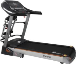 RPM Fitness RPM767MIL 5 HP Peak Power with Free Installation, Auto-Inclination Treadmill