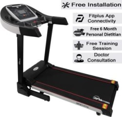 RPM Fitness RPM747SI 3.5 HP Peak Power Multifunctional with Free Installation,Auto-Inclinatio Treadmill