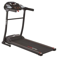 Healthgenie 3911M 1HP (2.5HP Peak) Foldable Motorized Treadmill For Home Use (DIY Installation, Video Call Assistance)