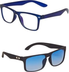 Vast Sports, Wrap-around Sunglasses Blue
