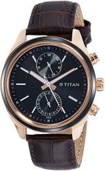 Titan Neo Analog Blue Dial Men s Watch-1733KL03