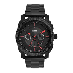 Fossil Analog Black Dial Men s Watch-CS5004SETI