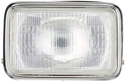 Uno Minda HL-5132AM Head Light with Dome for Hero CD 100