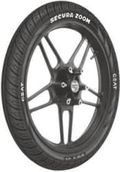 CEAT 2.75-17 Secura Zoom F 2.75-17 Front Tyre Dual Sport, Tube