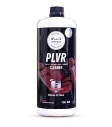 Wavex PLVR Plastic Leather Vinyl Rubber Cleaner (1L) Antimicrobial Car Interior Dashboard Cleaner Sanitizer | Reduces Bacteria Microbes