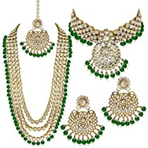 Min 70% off on Designer jewelry by Peora, Zeneme, I Jewels & more