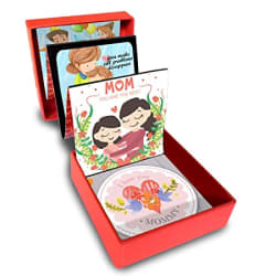 exciting Lives Love My Mother Message Box - Mothers Day Gift for Moms