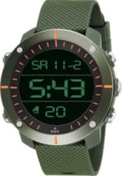 Eddy hager 800 Digital Army Green Sports Digital Watch - For Men