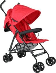 Miss & Chief Baby Buggy Buggy Multi, Red