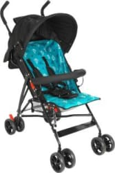 Miss & Chief Baby Buggy Buggy Multi, Multicolor