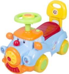 Ez Playmates Baby Ride On Dream Car Blue Rideons & Wagons Ride On Blue