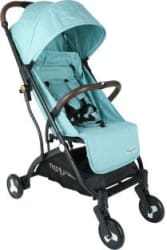 Miss & Chief Compact Baby Stroller Multi, Green