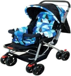 Plus One kids Pram & stroller Stroller 3, Multicolor