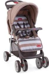 Trots Stroller- One Hand Fold (0-36 Months) Stroller 3, Multicolor