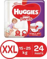 Huggies Wonder Pants diapers - XXL 24 Pieces