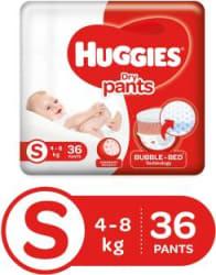 Huggies Dry pants diapers - S 36 Pieces
