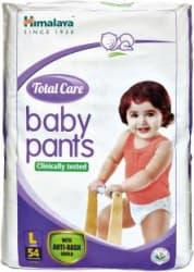Himalaya Total Care Baby Pants - L 54 Pieces
