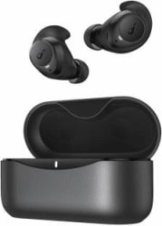 Soundcore Life Dot 2 with 100hrs Battery Life Bluetooth Headset Black, True Wireless