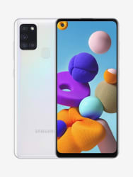 Samsung Galaxy A21s 64 GB (White) 4 GB RAM, Dual SIM 4G