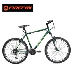 Firefox Bikes Sniper-V 24 Speed Mountain Bike (Green/Black)