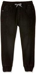 Amazon Brand - Jam & Honey Boy s Slim Fit Stretchable Jeans