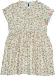 United Colors of Benetton Girls Mini/Short Casual Dress Multicolor, Sleeveless