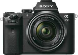Sony Alpha Full Frame ILCE-7M2K/BQ IN5 Mirrorless Camera Body with 28 - 70 mm Lens(Black)