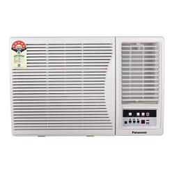 Panasonic 1.5 Ton 5 Star Window AC (Copper CW-XN181AM White)