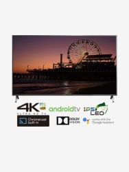 Panasonic 123 cm (49 Inches) Android Smart Ultra HD 4K LED TV TH-49GX655D (2020 Model, Black)
