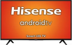 Hisense A56E 102cm (40 inch) Full HD LED Smart Android TV with 9.0 PIE 40A56E