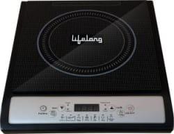 Lifelong LLIC20 Induction Cooktop Black, Grey, Push Button
