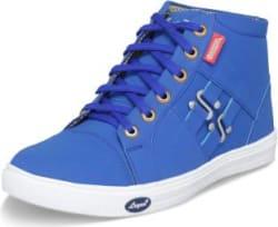 Essence Boys Lace Sneakers Light Blue